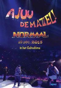 Cover Normaal - Ajuu de mazzel! [DVD]